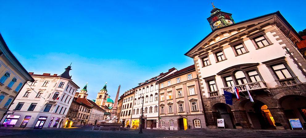 Conocer el Ayuntamiento de Liubliana