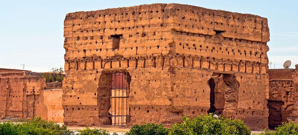Visitar el Palacio El Badi