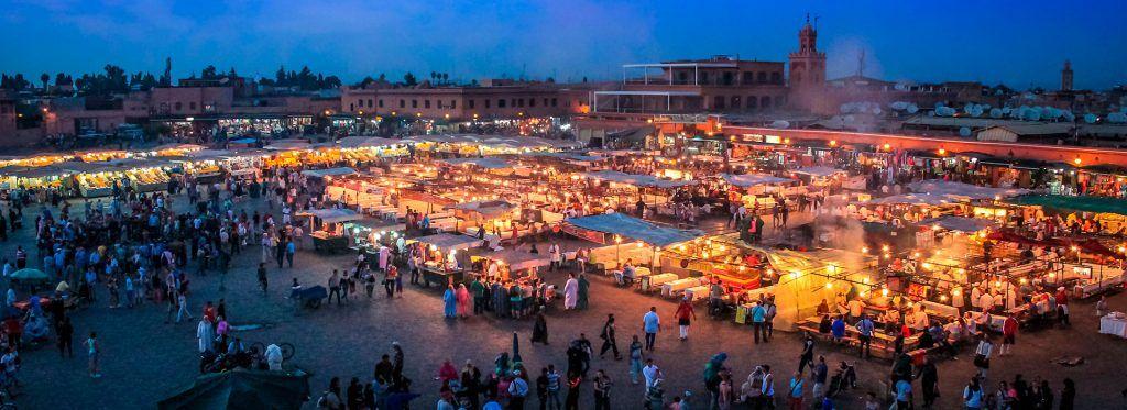Que ver en Marrakech