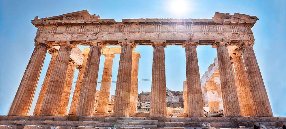 Conocer el Partenón