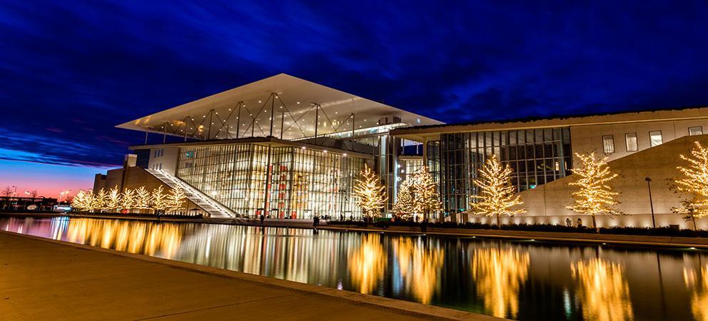 Visitar la Opera Nacional