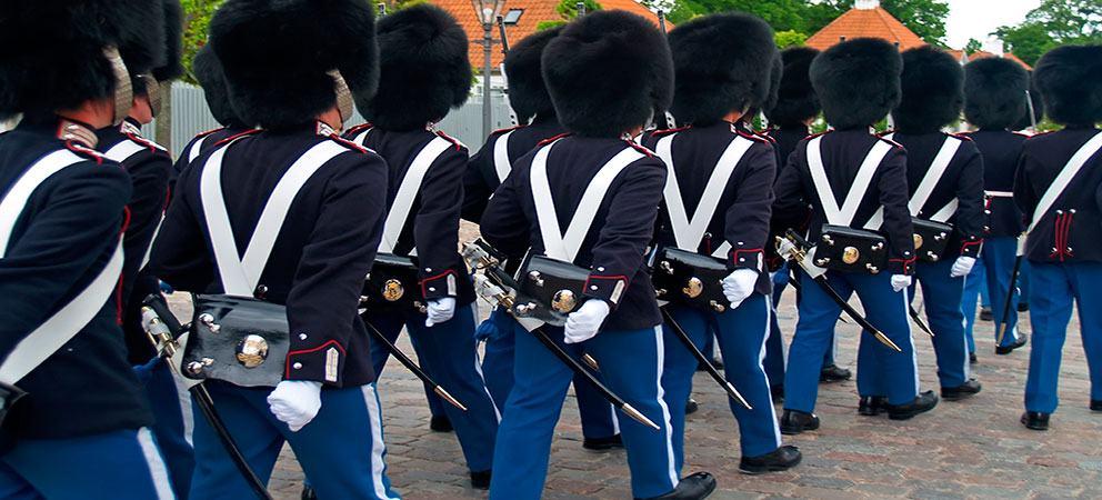 Visitas en Copenhague