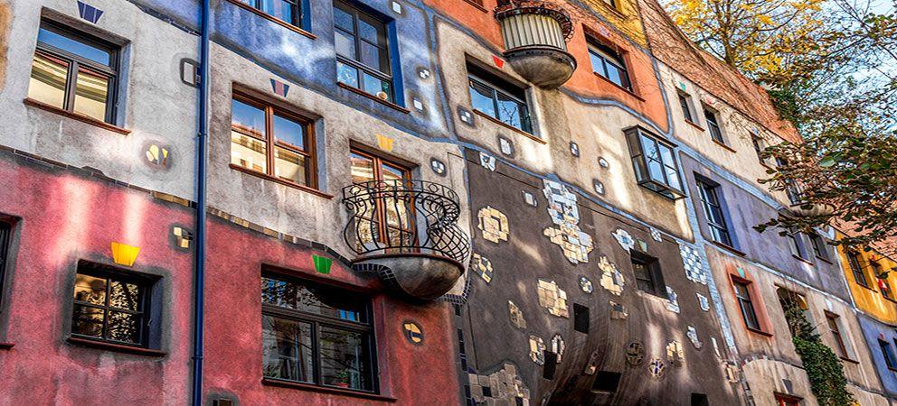 Conocer Hundertwasserhaus