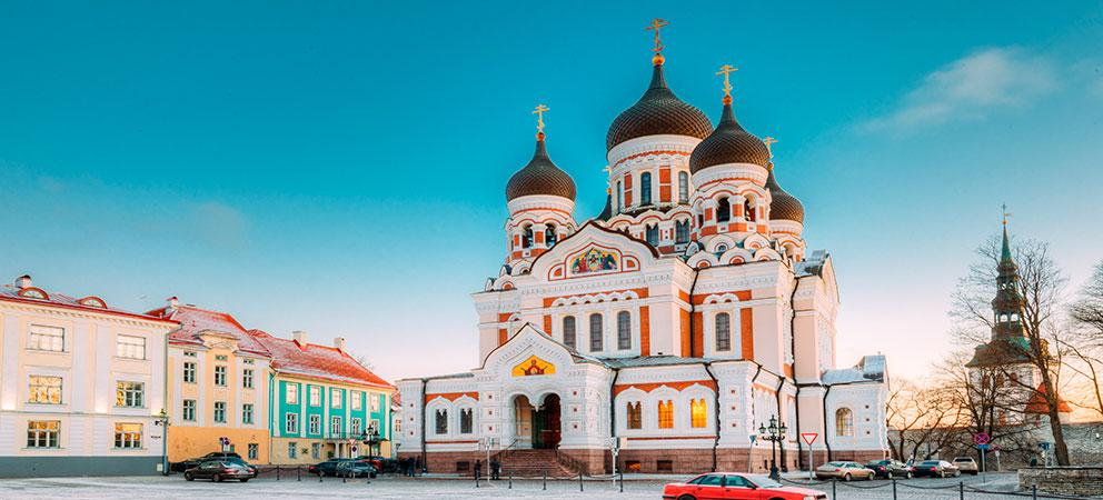 Visitar la Catedral Alexander Nevsky