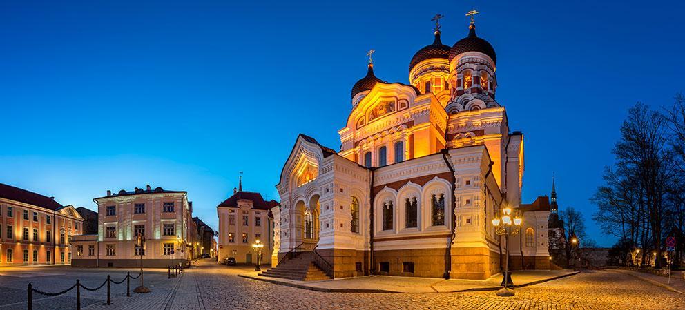 Conocer la Catedral Alexander Nevsky